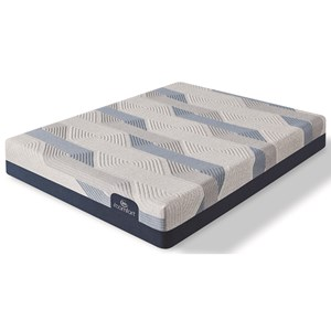 Queen Plush Memory Foam Mattress