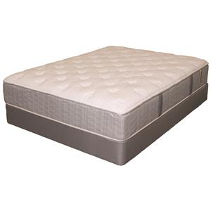 Serta Dr Greene Holland Meadows Cal King Plush Mattress Set