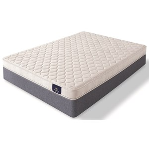 "Twin Firm Foam Mattress and 9"" Foundation"