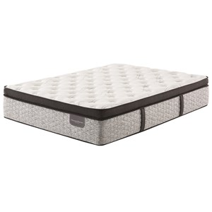 Twin Extra Long Euro Pillow Top Pocketed Coil Mattress