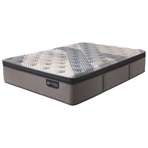 Full Cushion Firm Pillow Top Hybrid Mattress
