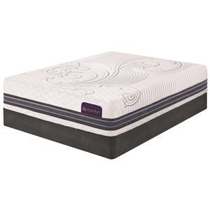 Serta iComfort SmartSupport F700 Queen SmartSupport™ Memory Foam Matt Set,Adj