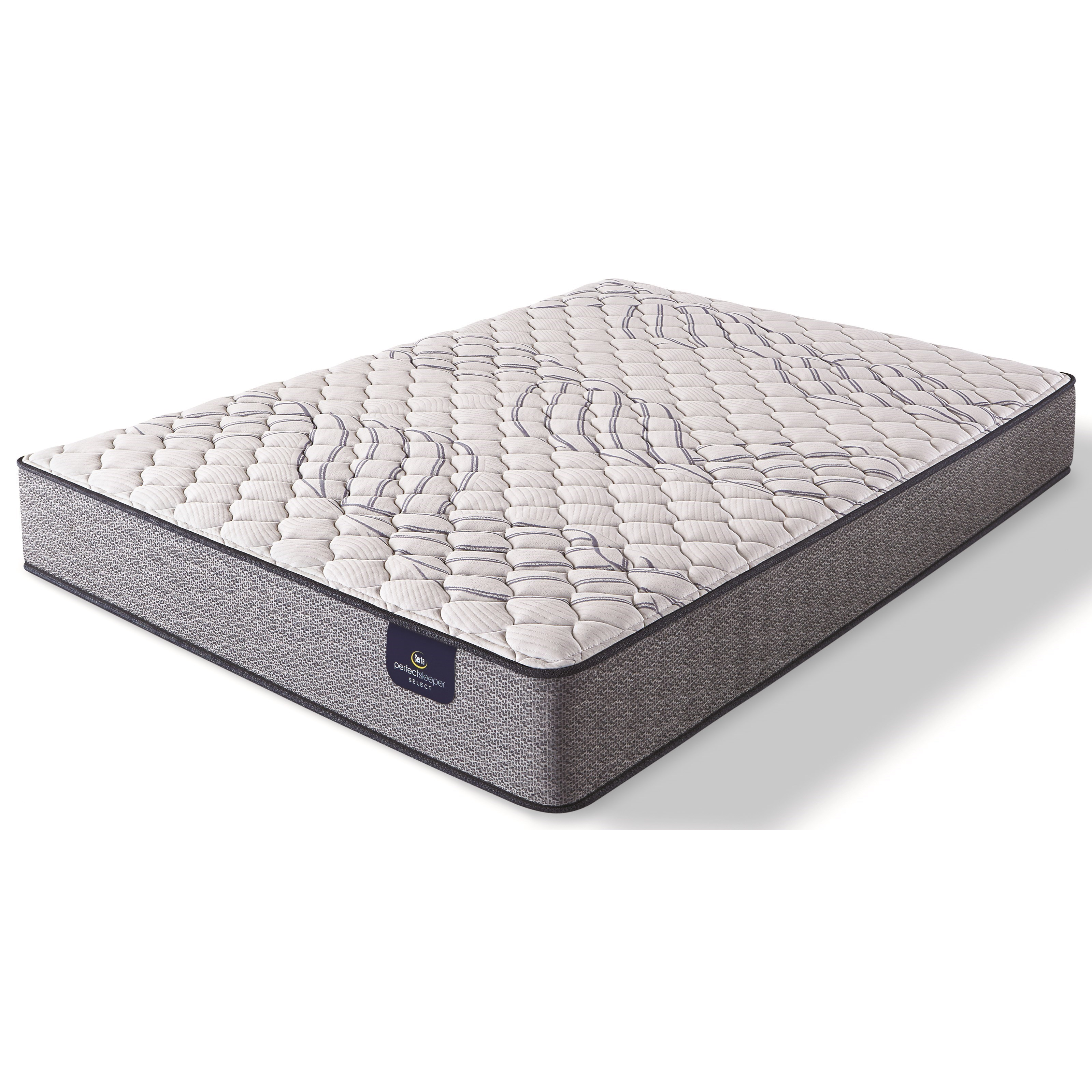 Kleinmon II Firm Twin XL Pocketed Coil Mattress by Serta at Darvin Furniture