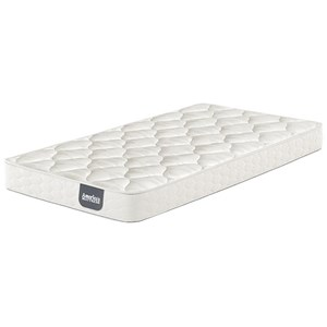 Twin Extra Long Plush Innerspring Mattress