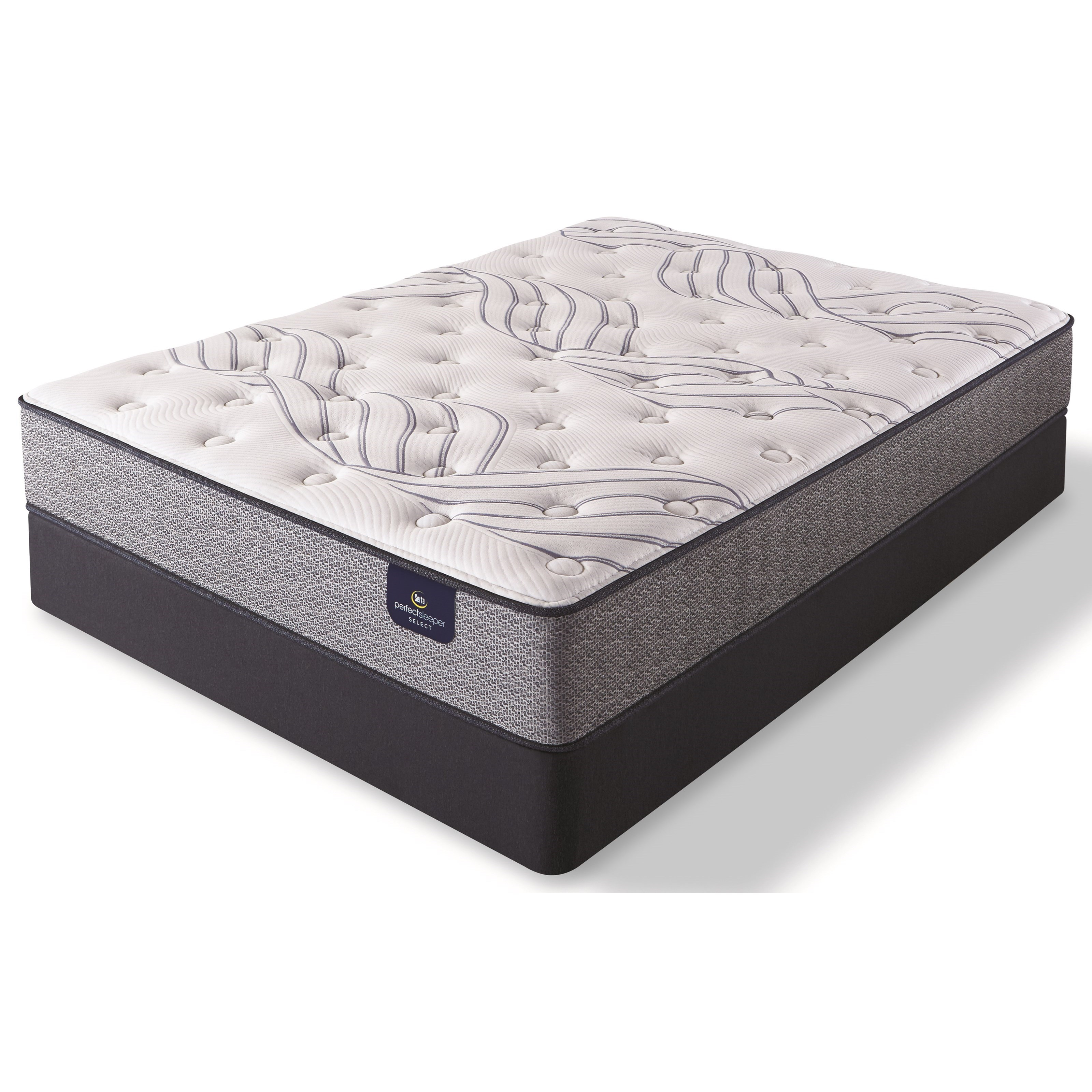 Full Pocketed Coil Mattress Set