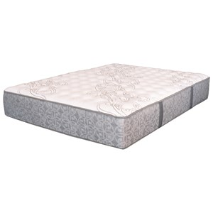 Queen Extra Firm Pocketed Coil Mattress and Motion Essentials III Adjustable Base