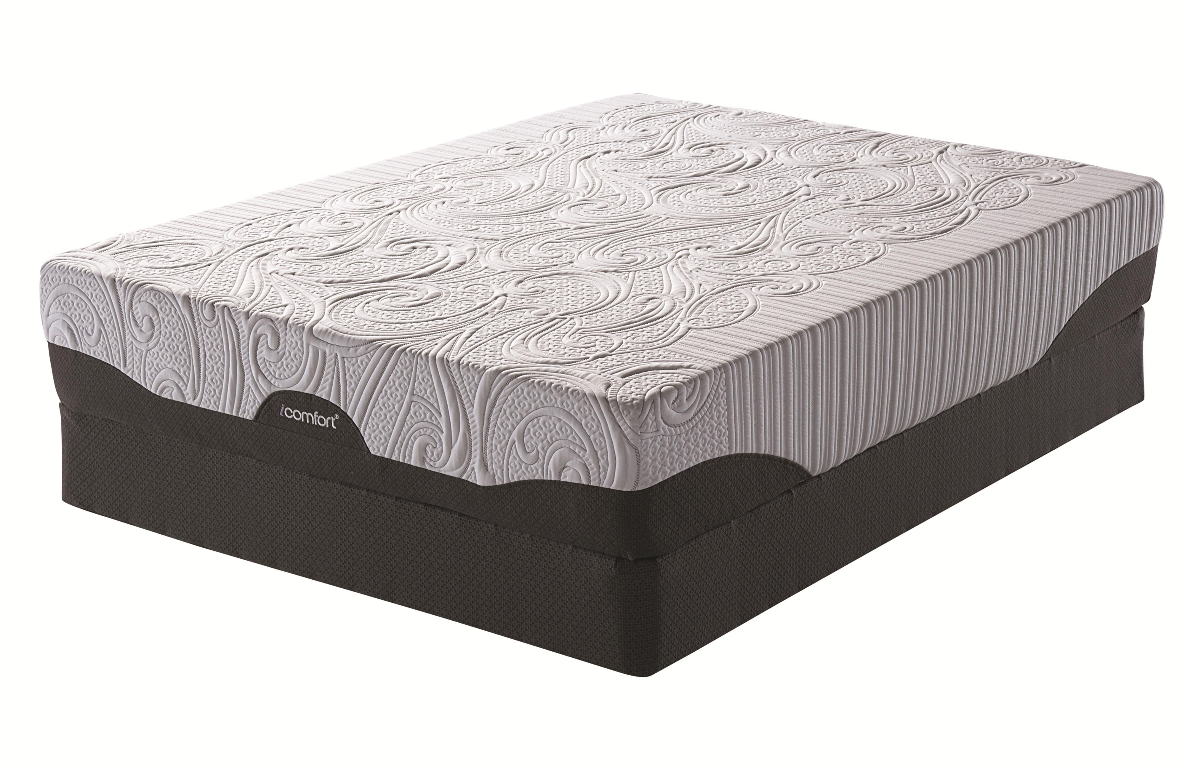 iComfort® Prodigy EverFeel™ Full Mattress Set by Serta at SlumberWorld
