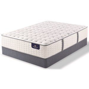 "Queen Extra Firm Premium Pocketed Coil Mattress and 5"" StabL-Base® Low Profile Foundation"