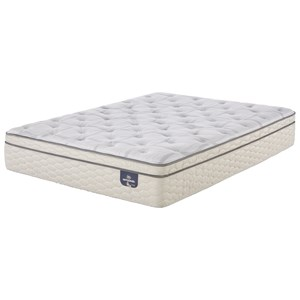 Twin Extra Long Euro Top Mattress and Motion Essentials III Adjustable Base