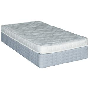 Serta Sertapedic Dobbs Full Firm Mattress Set