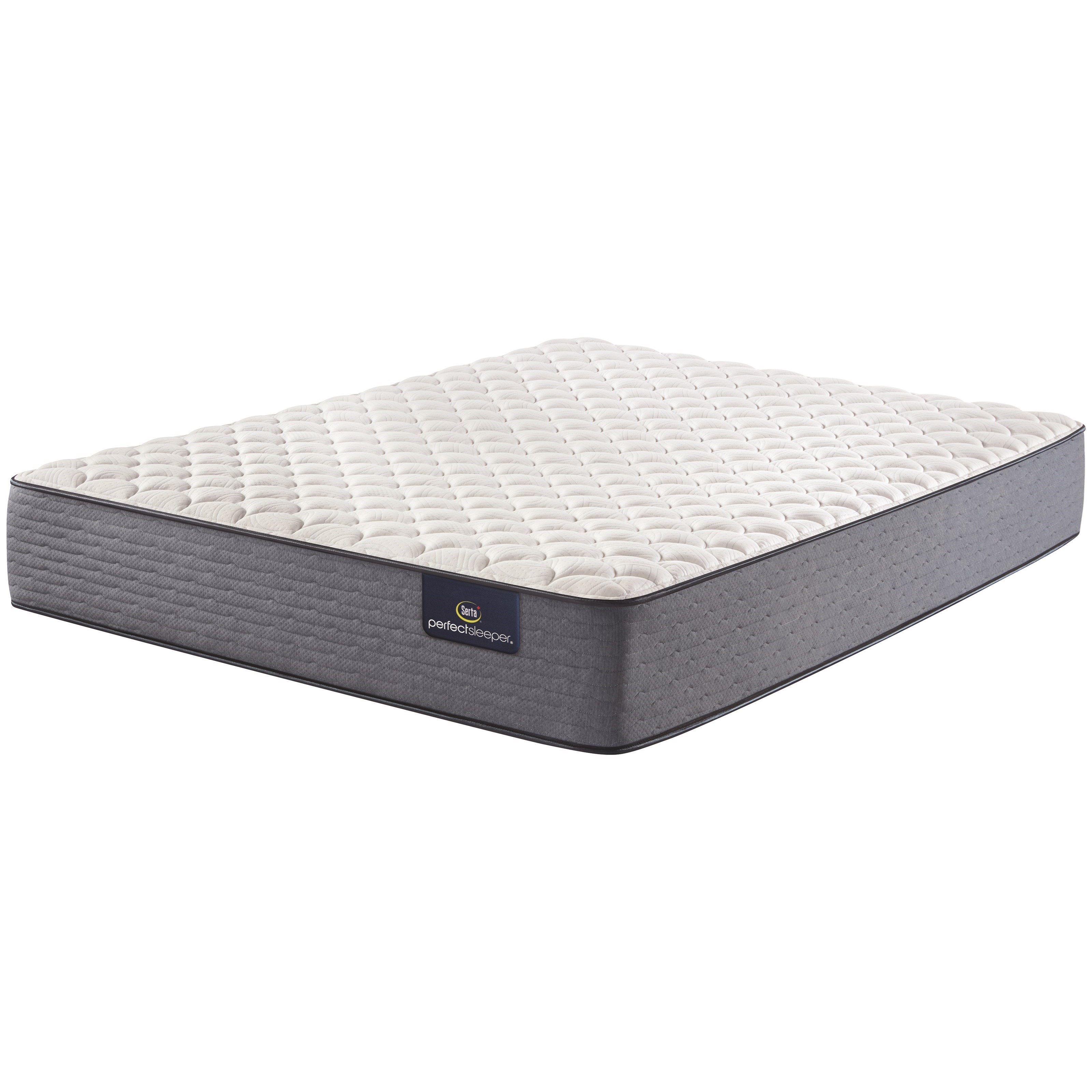 """2021 Perfect Sleeper Escape Firm King 12"""" Firm Mattress by Serta Canada at Stoney Creek Furniture"""