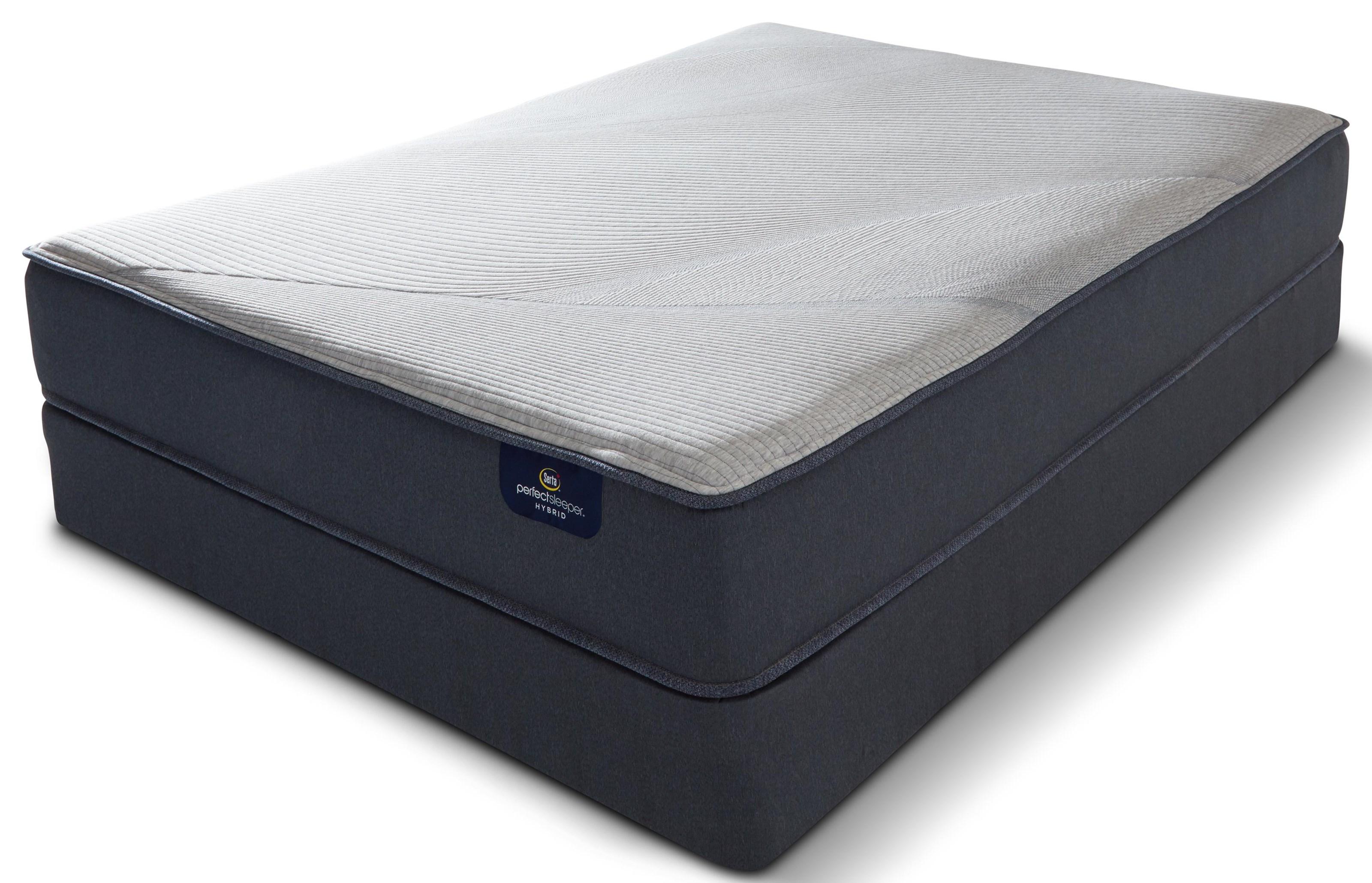 Emery Perfect Sleeper KG EMERY PLW SFT MATTRESS by Serta Canada at Stoney Creek Furniture