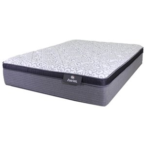 Queen Plush Euro Top Hybrid Mattress