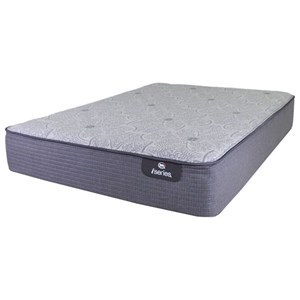 King Firm Hybrid Mattress and Divided King Motionplus Adjustable Foundation