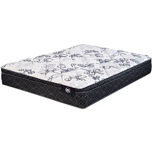 Queen Special Purchase Euro Top Mattress