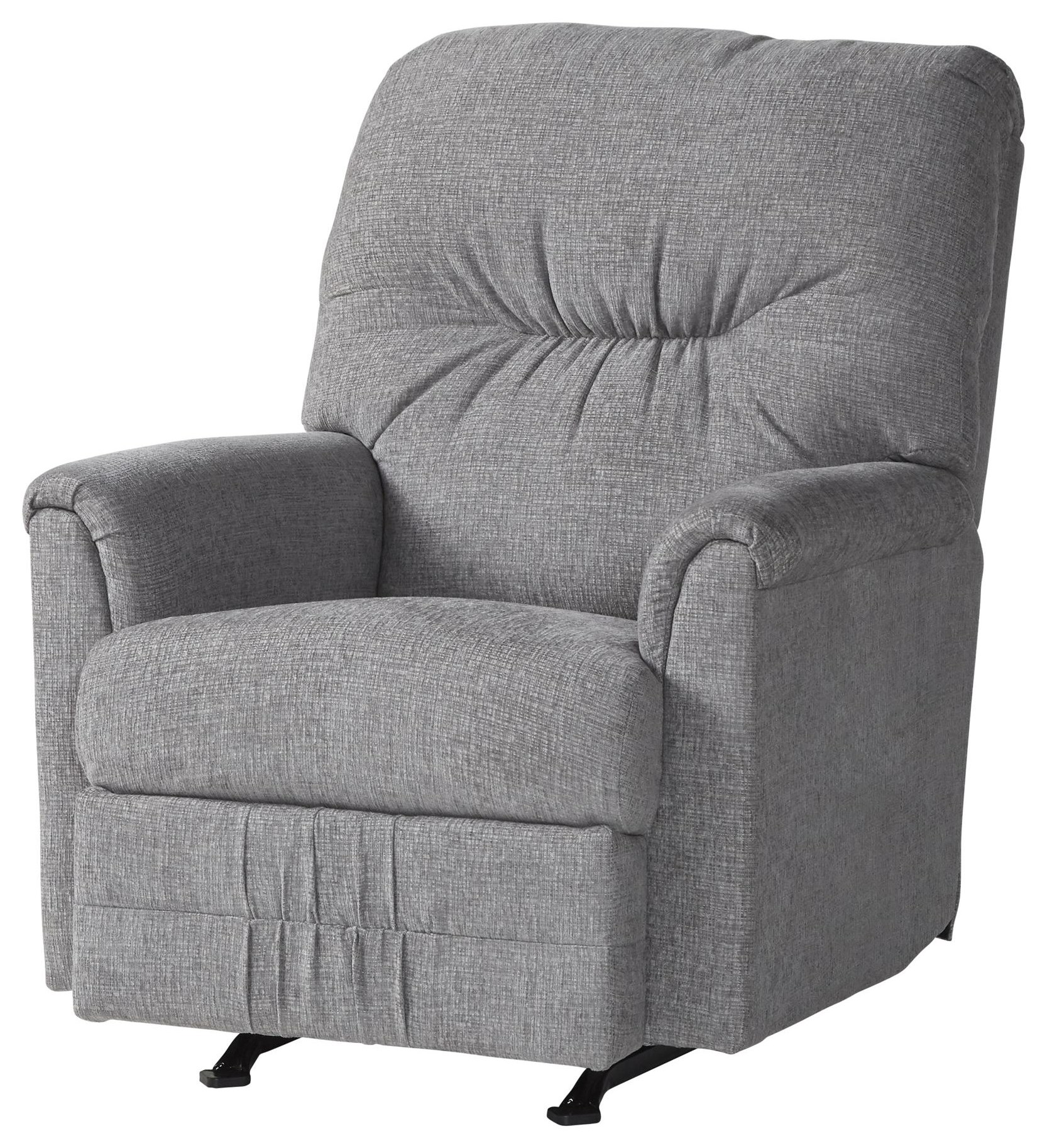 100 Recliner by Serta Upholstery by Hughes Furniture at VanDrie Home Furnishings