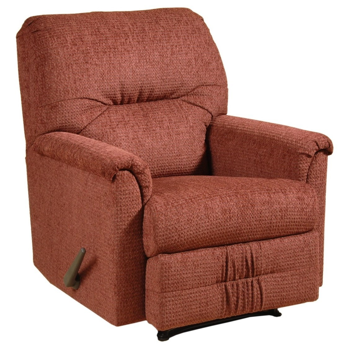 100 Recliner by Serta Upholstery by Hughes Furniture at Rooms for Less