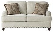 17200 LOVESEAT by Serta Upholstery by Hughes Furniture at Value City Furniture