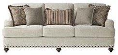17200 SOFA by Serta Upholstery by Hughes Furniture at Value City Furniture