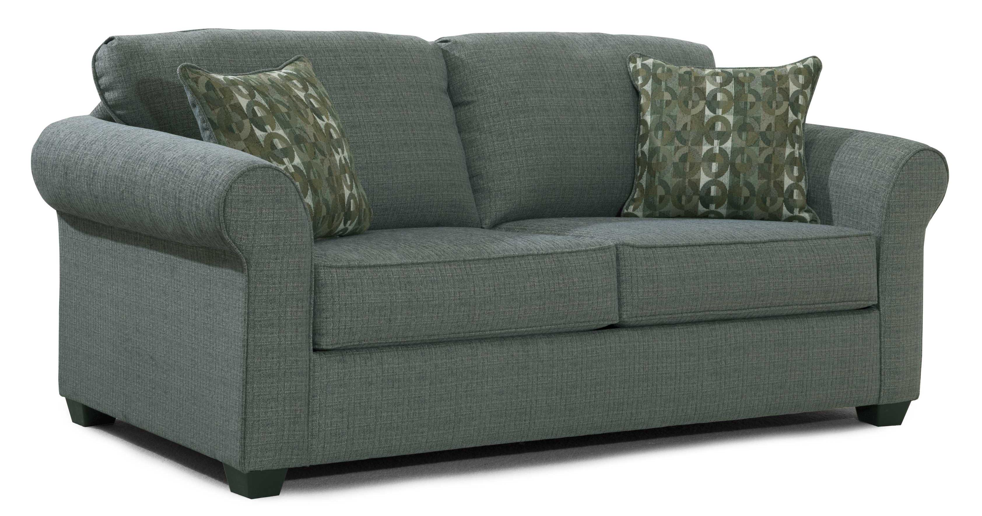 1750 Twin Sleeper  by Serta Upholstery by Hughes Furniture at Rooms for Less
