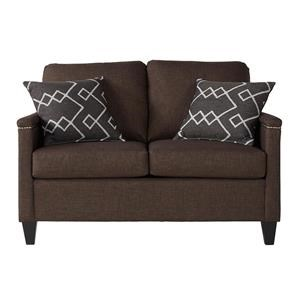 Track Arm Loveseat