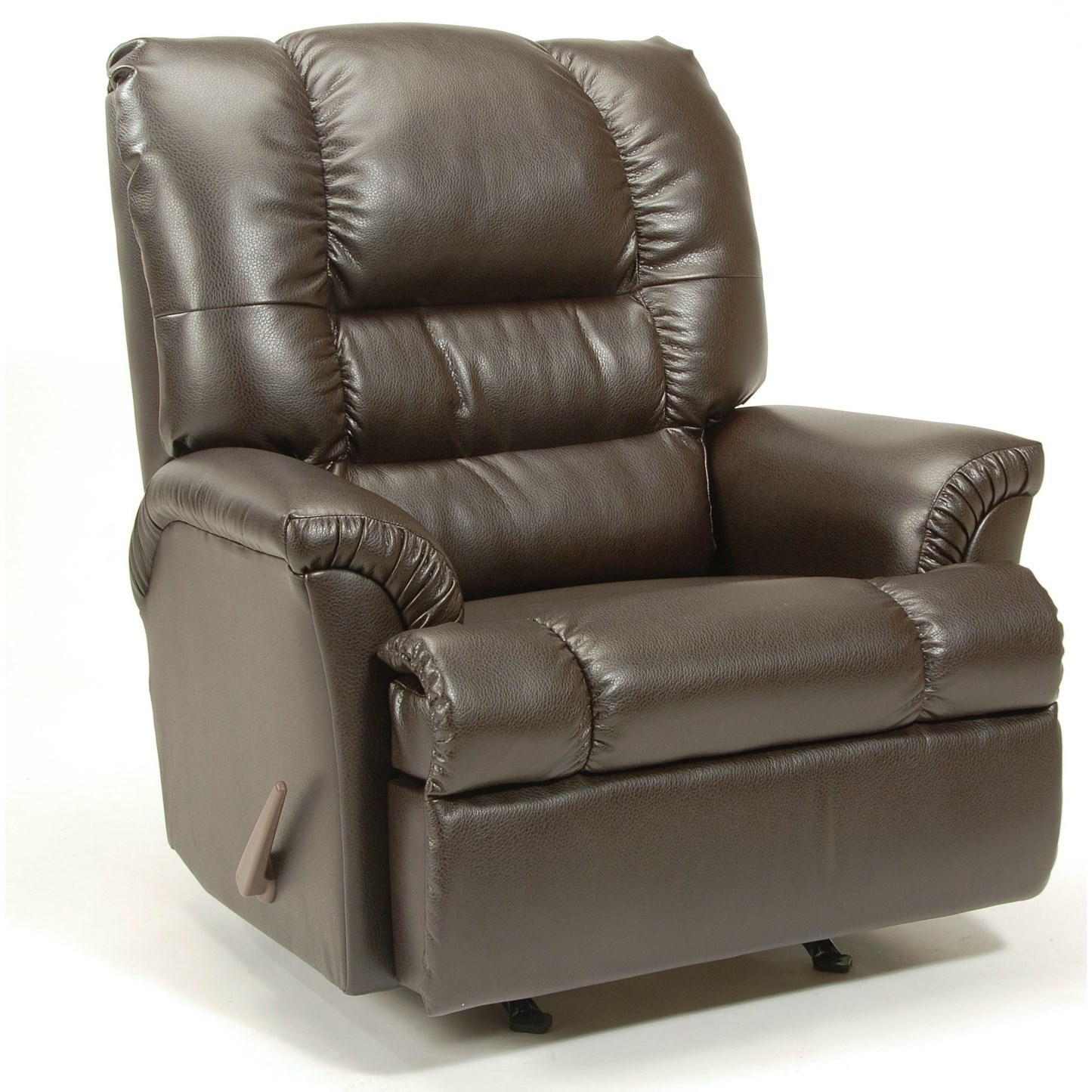 500 Recliner Recliner by Serta Upholstery by Hughes Furniture at Rooms for Less