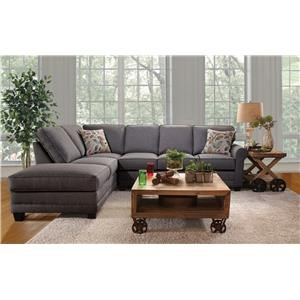 2PC Sectional w/ Chaise