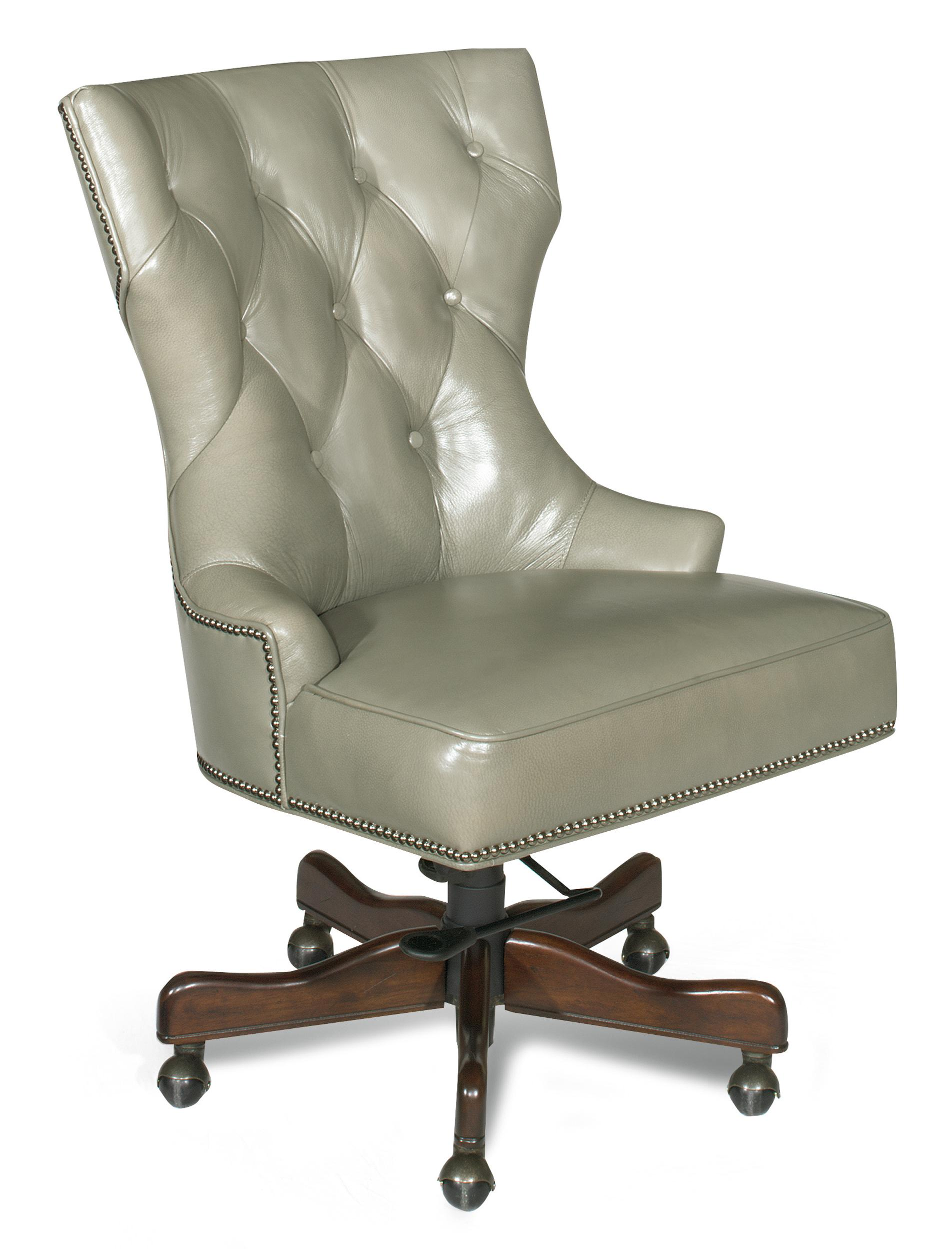 Executive Seating Executive Chair by Hooker Furniture at Baer's Furniture