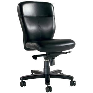 Hooker Furniture Executive Seating Armless Executive Chair