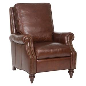 Hooker Furniture Reclining Chairs Traditional Leather Recliner