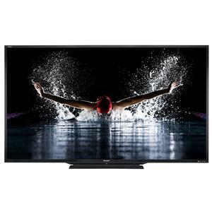 """Sharp Electronics LED TVs 90"""" CLASS LED SMART 3D TV"""