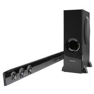 Sharp Electronics Shelf Stereo Systems 2.1-channel, 310-watt Sound Bar