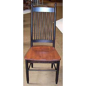 Shermag Portfolio Spindle Back Chair