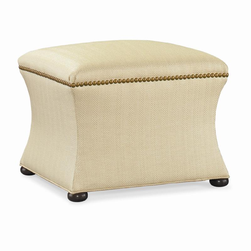 Dan Carithers Bench / Ottoman by Sherrill at Baer's Furniture