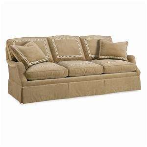 Lawson Sofa with Charles of London Arms