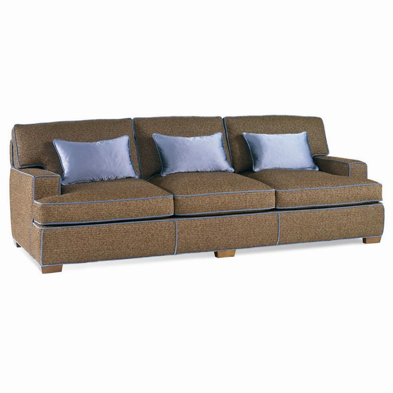 Dan Carithers Sofa by Sherrill at Baer's Furniture