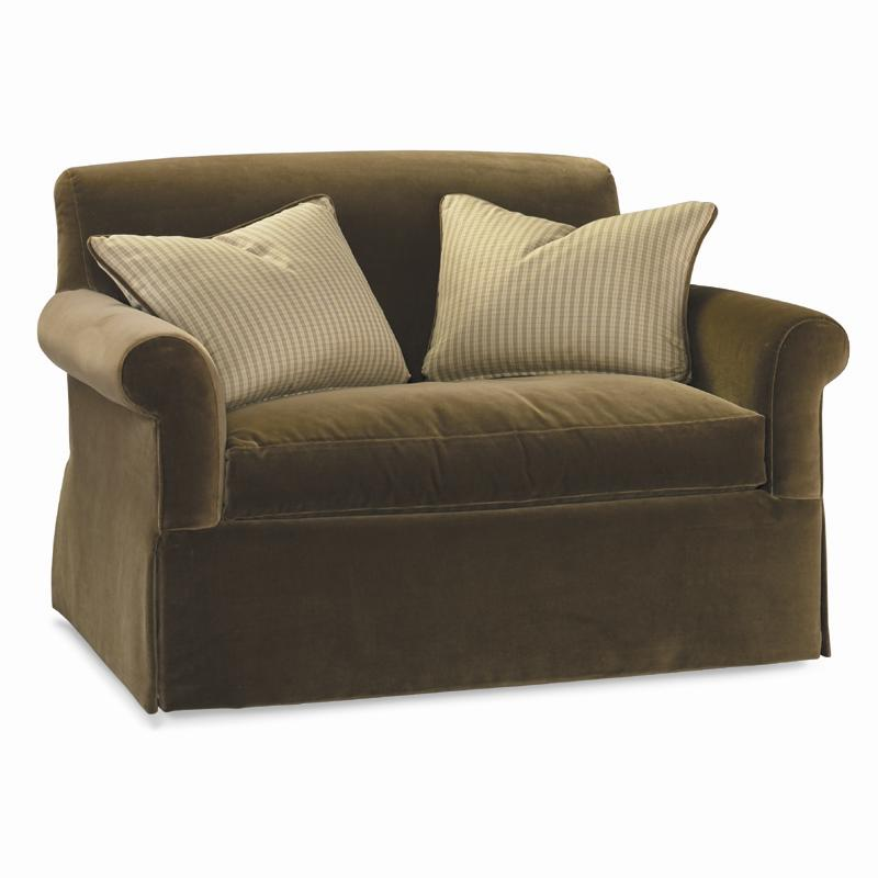 Dan Carithers Chair And Half by Sherrill at Baer's Furniture