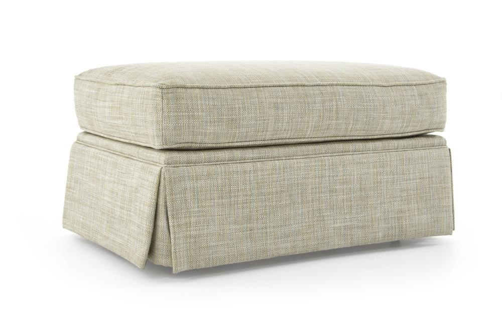 Design Your Own Customizable Ottoman by Sherrill at Baer's Furniture