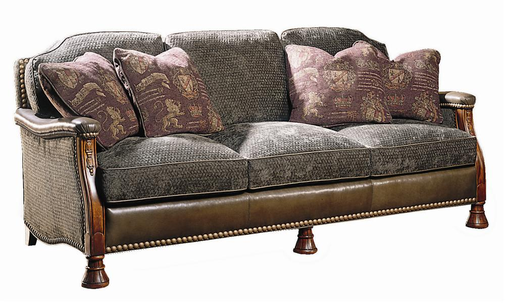 Masterpiece Sofa by Sherrill at Baer's Furniture