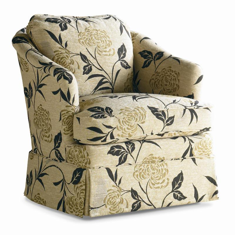 Traditional Lounge Chair by Sherrill at Baer's Furniture