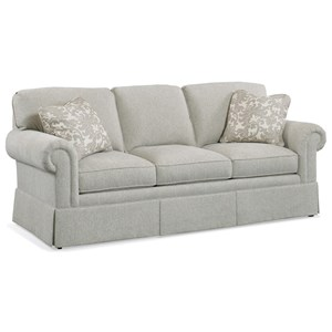 Lawson Sofa with Semi-Attached Back