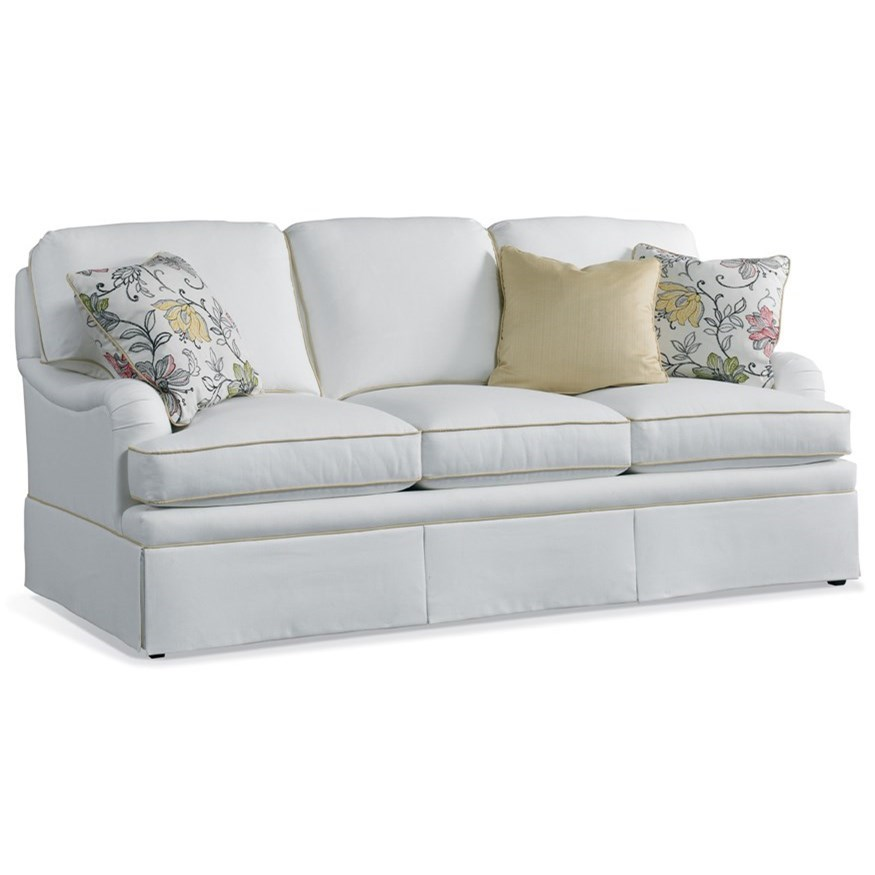 Traditional Sofa by Sherrill at Baer's Furniture