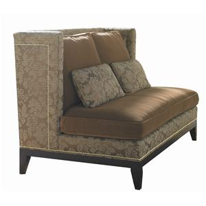 Sherrill Transitional Settee