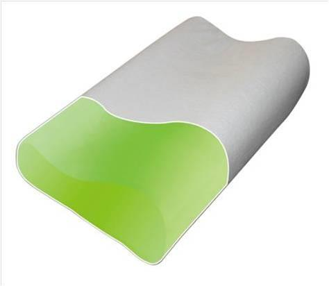 2015 Pillows Travel Contour Memory Foam Pillow by Sierra Sleep at Pilgrim Furniture City