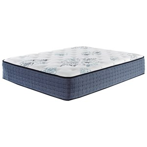 """King 15 1/2"""" Firm Pocketed Coil Mattress and Adjustable Head Base"""