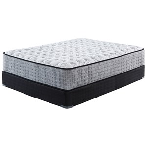 Full Firm Pocketed Coil Mattress and Foundation