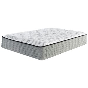"Queen 15"" Firm Pocketed Coil Mattress and Adjustable Head Base"