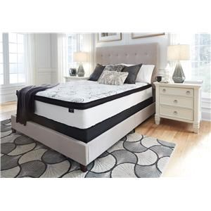 "Queen 12"" Hybrid Mattress-in-a-Box"
