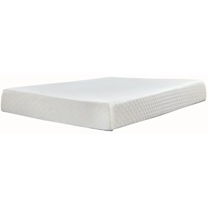 "Full 10"" Memory Foam Mattress-in-a-Box"