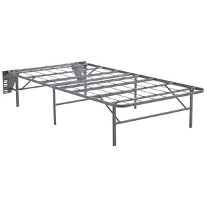Twin Frame, No Box Spring Needed